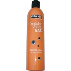 Abbey Vortex Predator High Performance Gas 1 Litre (300g) - For Metal Refillable Gas BB Guns Only