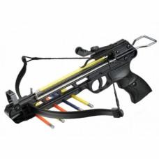 Scorpion 80Lb Aluminium Crossbow with 4 Aluminium Arrows